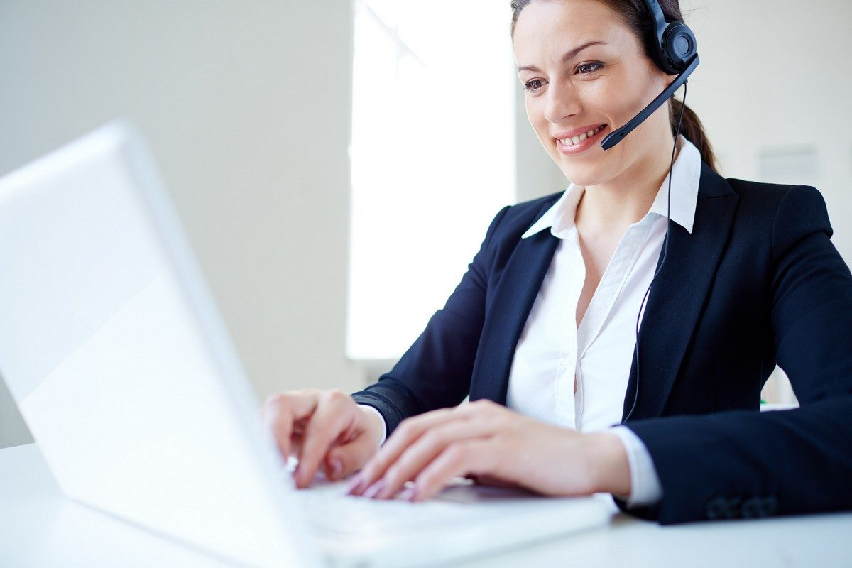 woman-working-in-call-center